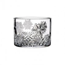 Waterford Snowflake Wishes 2014 Wishes For Peace Mooncoin Champagne Coaster