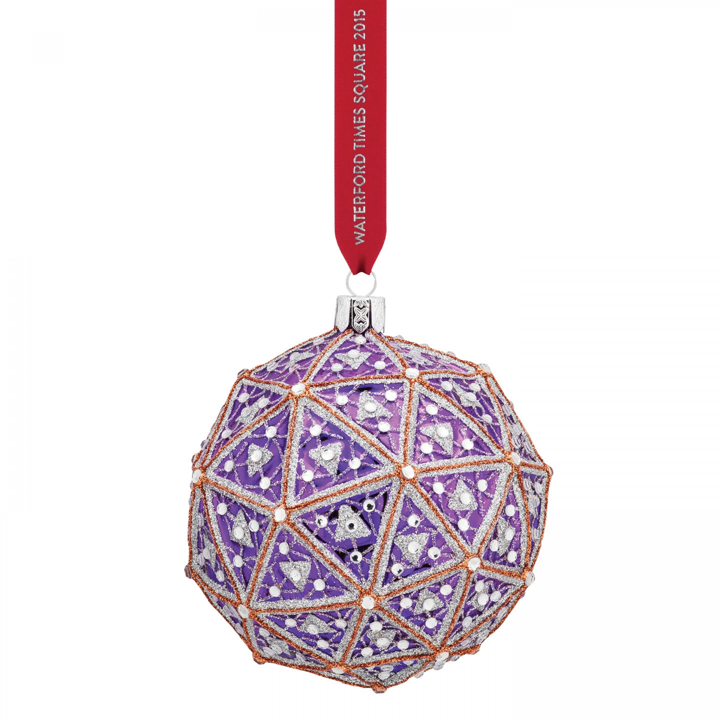 Waterford Crystal 12 Days Of Christmas Ornaments