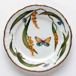 Anna Weatherley Mimosa Salad Plate