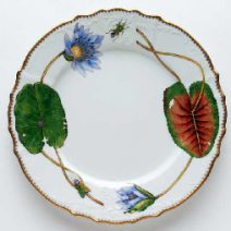 Anna Weatherley Waterlily Dinner Plate