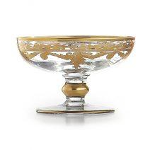 Arte Italica Baroque Gold Compote Soap Dish