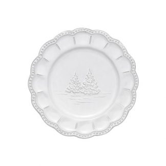 Arte Italica Bella Natale Salad Plate