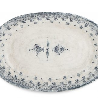 Arte Italica Burano Large Oval Platter