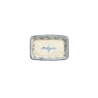 Arte Italica Burano Small Rectangular Tray