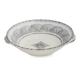 Arte Italica Cestino Handled Bowl
