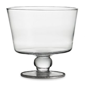 Arte Italica Eleganza Footed Beaded Bowl