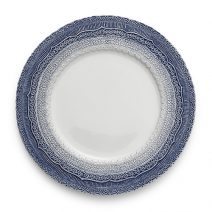 Arte Italica Finezza Royal Blue Charger Set of 2