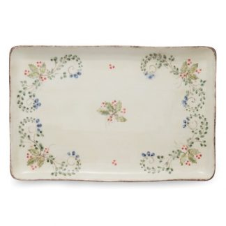 Arte Italica Medici Festivo Rectangular Platter