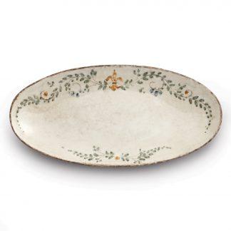 Arte Italica Medici Oval Platter