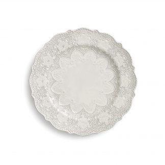 Arte Italica Merletto Antique Dinner Plate