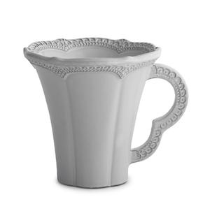 Arte Italica Merletto White Mug