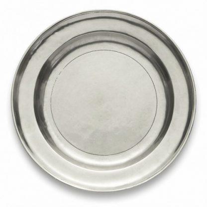 Arte Italica Peltro Large Round Platter