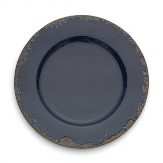 Arte Italica Scavo Blue Charger