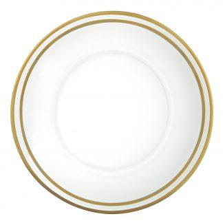 Arte Italica Semplice Salad Dessert Plate