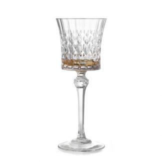 Arte Italica Serena Green Wine Glass