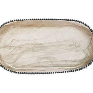 Arte Italica Splendore Oval Platter