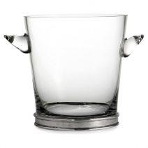 Arte Italica Taverna Glass Ice Bucket