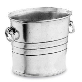 Arte Italica Taverna Oval Ice Bucket