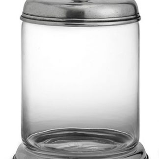 Arte Italica Tavola Large Glass Canister