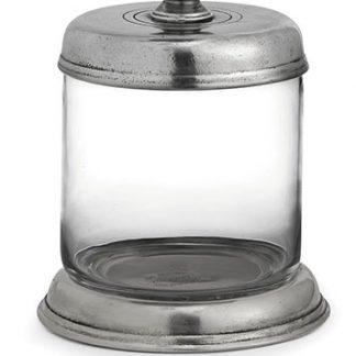Arte Italica Tavola Small Glass Canister