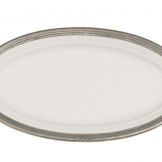 Arte Italica Tuscan Medium Oval Platter