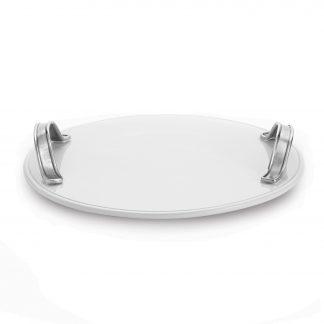 Arte Italica Tuscan Round Cheese Tray