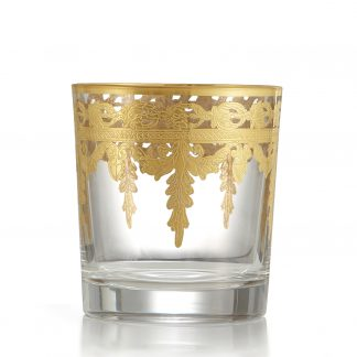 Arte Italica Vetro Gold Dof Glass