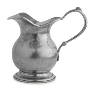 Arte Italica Vintage Fluted Pitcher