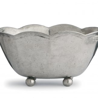 Arte Italica Vintage Scalloped Bowl