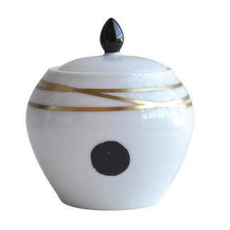 Bernardaud Aboro Sugar Bowl