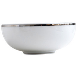 "Bernardaud Argent Bowl D. 4.7"" H. 2"""