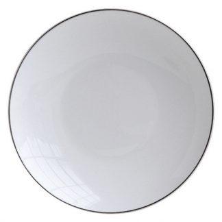 Bernardaud Argent Deep Round Dish 11.5''
