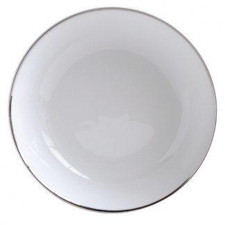"""Bernardaud Argent Open Vegetable Dish 11"""""""