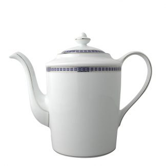 Bernardaud Athena Navy Coffee Pot 12c