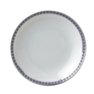 Bernardaud Athena Navy Fruit Saucer 5""