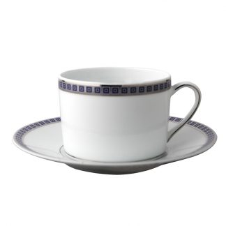 Bernardaud Athena Navy Tea Cup