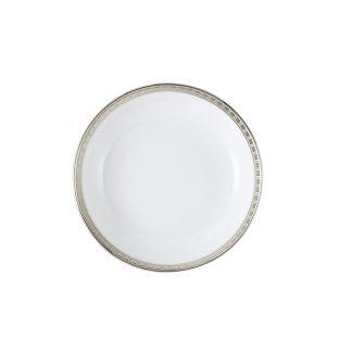 """Bernardaud Athena Platine Small Dish 4"""""""