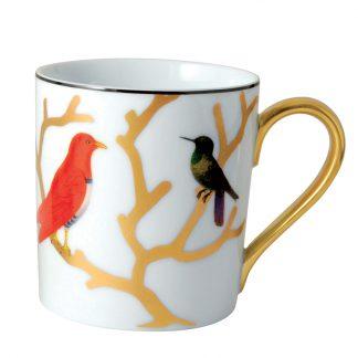 Bernardaud Aux Oiseaux Mug