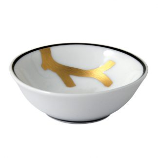 """Bernardaud Aux Oiseaux Soja Sauce Cup 2.8"""""""