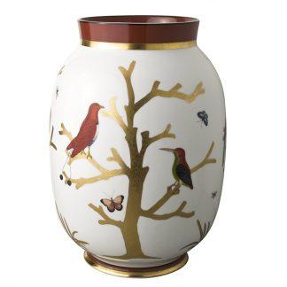Bernardaud Aux Oiseaux Toscan Vase