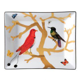 Bernardaud Aux Oiseaux Valet Tray