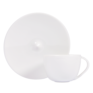 Bernardaud Bulle Coffee Cup And Saucer