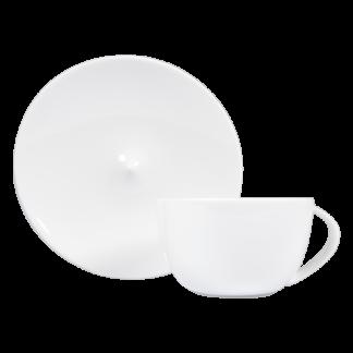 Bernardaud Bulle Tea Cup And Saucer