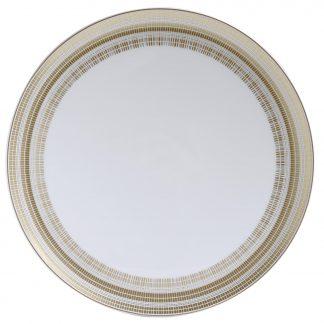 "Bernardaud Canisse Round Tart Platter 13"""