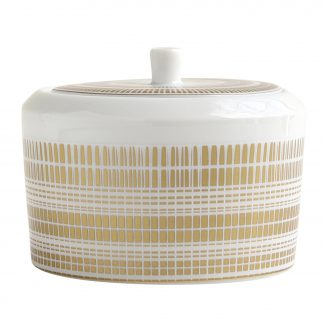 Bernardaud Canisse Sugar Bowl 5 Oz