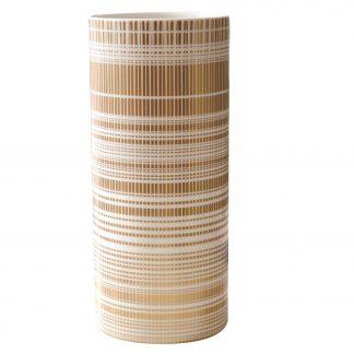 Bernardaud Canisse Vase H. 11''