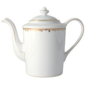 Bernardaud Capucine Coffee Pot 12c