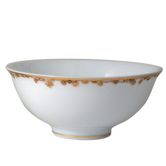 Bernardaud Capucine Soup Bowl 4.3""
