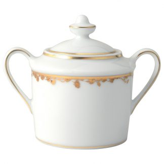 Bernardaud Capucine Sugar Bowl