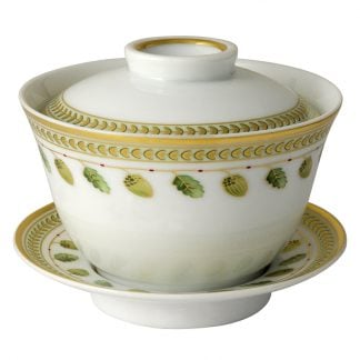 Bernardaud Constance Small Covered Cup